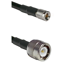 10/23 Male on RG58C/U to C Male Cable Assembly