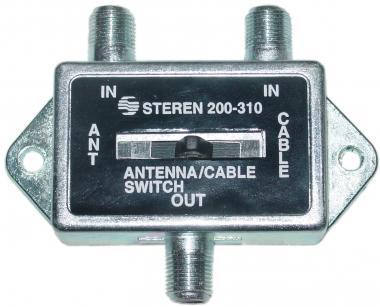 2-Way F Switch Slide 75/75/75
