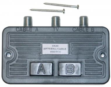 2-Way F Switch Push-Button 75/75