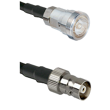 7/16 Din Female on LMR-195-UF UltraFlex to C Female Cable Assembly