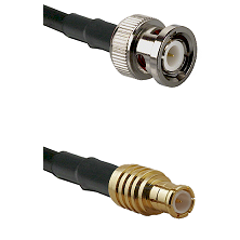 BNC Male On RG223 To MCX Male Connectors Coaxial Cable