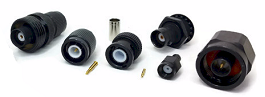Black Oxide RF Connectors