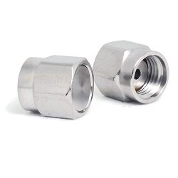 SMA Male Dust Cap without chain Passivated Stainless Steel Passivated