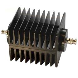 BNC Male to Female Attenuator, 1dB, 100 Watts
