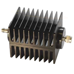 TNC Male to Female Attenuator, 46dB 100 Watts
