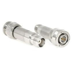 TNC Male to Female 2 Watt Attenuator, 2dB 2 Watts