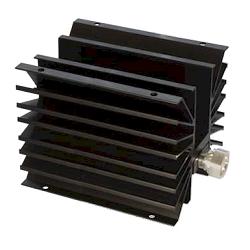 7/16 Male to Female 1GHz Attenuator 10dB 500watt Nickel Plated