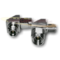 3.5mm Male to 3.5MM Female Right Angle Adapter