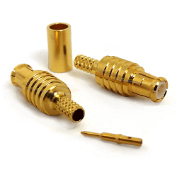 MCX Male For RG174, RG188, RG316, LMR100A Gold Plated