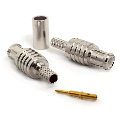 MCX Male Plug for RG174, RG188, RG316 Connectors