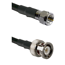 F Type Male Connector On RG179 To BNC Male Cable