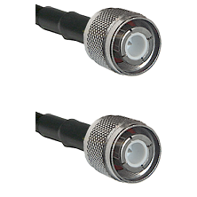 HN Male on RG214 to HN Male Cable Assembly