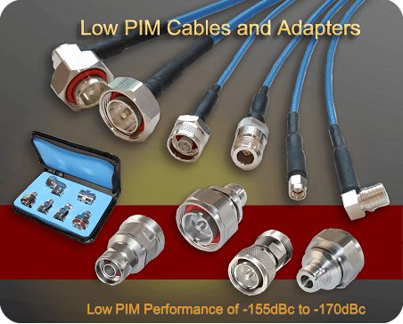 Cables Cable Assemblies Coaxial Adapter Attenuators