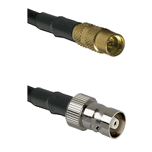MMCX Female on LMR100/U to C Female Cable Assembly