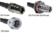 QN RG-400 M17/128 Cable Assembly