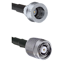 QN Male on LMR-195-UF UltraFlex to TNC Reverse Polarity Male Cable Assembly