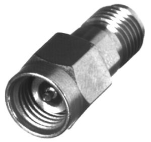 RF35M-35F-00000 RF Industries ADAPTER, 35 mm MALE TO 35 mm FEMALE, SS,Gold,R