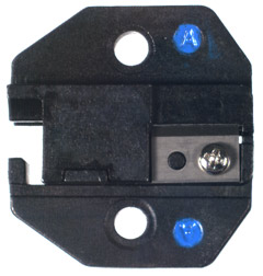 RFA-4005-12 RF Industries DIE SET, RJ45, 8 POSITION KEYED OR NON-KEYED MODULAR Plug, WITH STRIDielec
