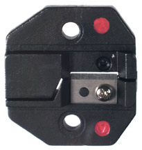 RFA-4005-15 RF Industries DIE SET FOR RJ11, 2, 4 OR 6 POSITION MODULAR PLUG; WITH STRIDielectric POL