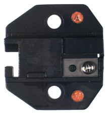 RFA-4005-17 RF Industries DIE SET FOR RJ45 AMP Plug, WITH STRIDielectric POLYPROPYLENEING AND CUTTIN