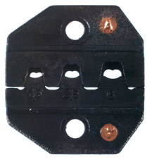 RFA-4005-25 RF Industries DIE SET FOR NON-INSULATED OPEN BARREL TERMINAL FROM 05 TO 6 SQ MM AWG 2