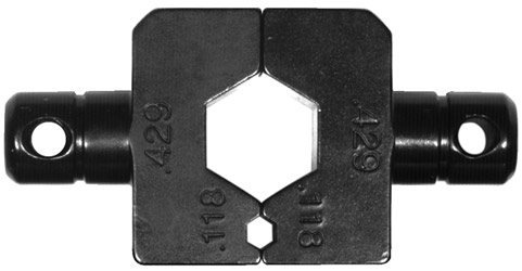 RFA-4009-02 RF Industries CRIMP DIE SET FOR LMR-400, CBL GRP I