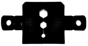 RF Industries - RFA-4009-04 -Crimp Die Set for Cables RG316