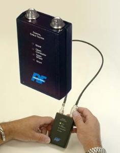 RFA-4018-20 RF Industries Uniadapt Cable Tester