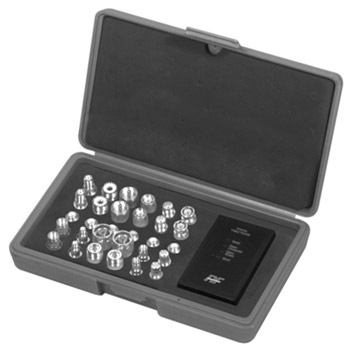 RFA-4018-WIFI RF Industries 31 PIECE UNIDAPT TEST KIT, FOR WIFI ADielectric POLYPROPYLENELICATION; I