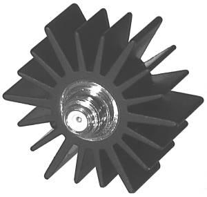RFA-4044-30-10W RF Industries UNIDAPT ATTENUATOR, 30dB 10 WATTS, W/ HEATSINK