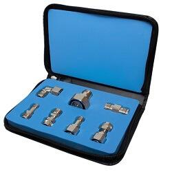 RFA-4310-01 4.3-10 RF Adapter Kits  Low PIM ≤ 160 dBc 50ohm