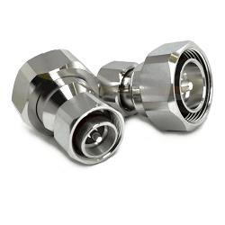 7/16 Din Male  to 4.3-10 Mini Din Male  Adapter Low PIM