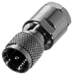 RFE-6105 RF Industries FME MALE TO M-UHF MALE ADAPTER, N-G-T