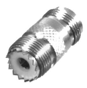 RFN-1034-1 RF Industries N FEM TO UHF FEM ADAPTER, S,Gold,T
