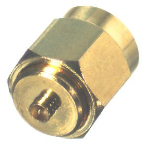 RSA-3494 RF Industries SMA CONVERSION ADAPTER FOR MATING CABLE PLUG; MATING MHF CABLE SIDE JACK TO S