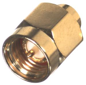 RSA-3500-1-141 RF Industries SMA MALE STRAIGHT Plug, Gold,Gold,T; FOR 141 SEMI-RIGID, CBL GRP SR2