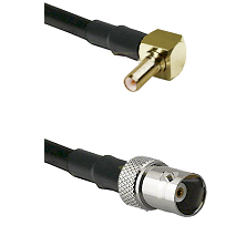 SSLB Right Angle Male on LMR100 to BNC Female Cable Assembly