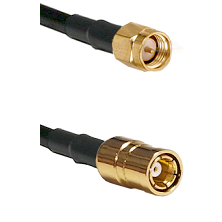 Reverse Thread SMA Male To SMB Female Connectors RG188 Cable Assembly