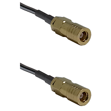 SLB Female on LMR-195-UF UltraFlex to SLB Female Cable Assembly