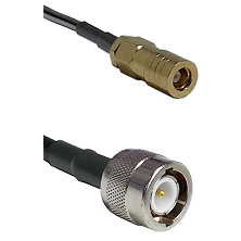 SLB Female on LMR200 UltraFlex to C Male Cable Assembly