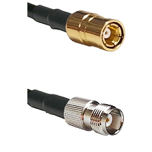 SMB Female To TNC Female Connectors LMR100 Cable Assembly