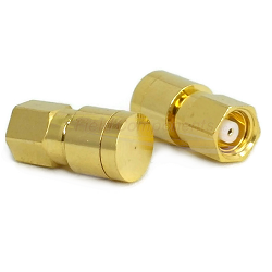 SMC Female Resitive Termination 4GHz Gold Plated 1watt