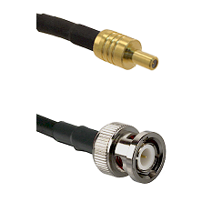 SSLB Male on LMR100 to BNC Male Cable Assembly