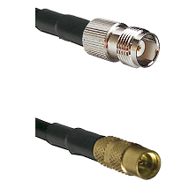 TNC Female To MMCX Female Connectors RG179 75 Ohm Cable Assembly