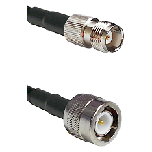 TNC Female on RG58C/U to C Male Cable Assembly