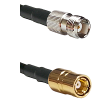 TNC Female on RG58C/U to SMB Female Cable Assembly