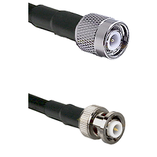 TNC Male on RG142 to MHV Male Cable Assembly