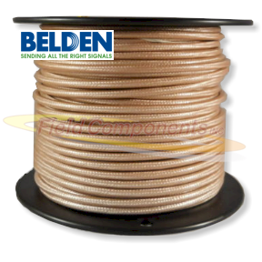 Belden 83242 001100 Coax Cable RG-142B/U 50ohm 100FT